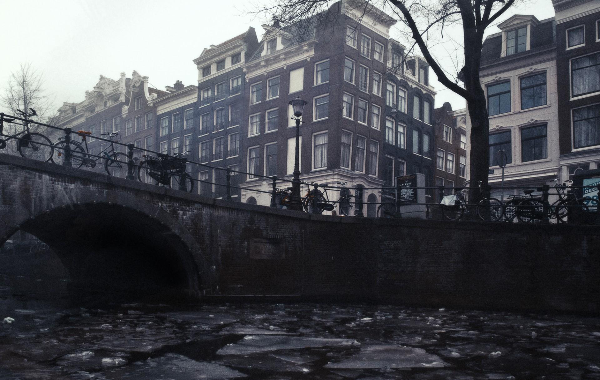 07 Amsterdam - Ghiacciopontebici