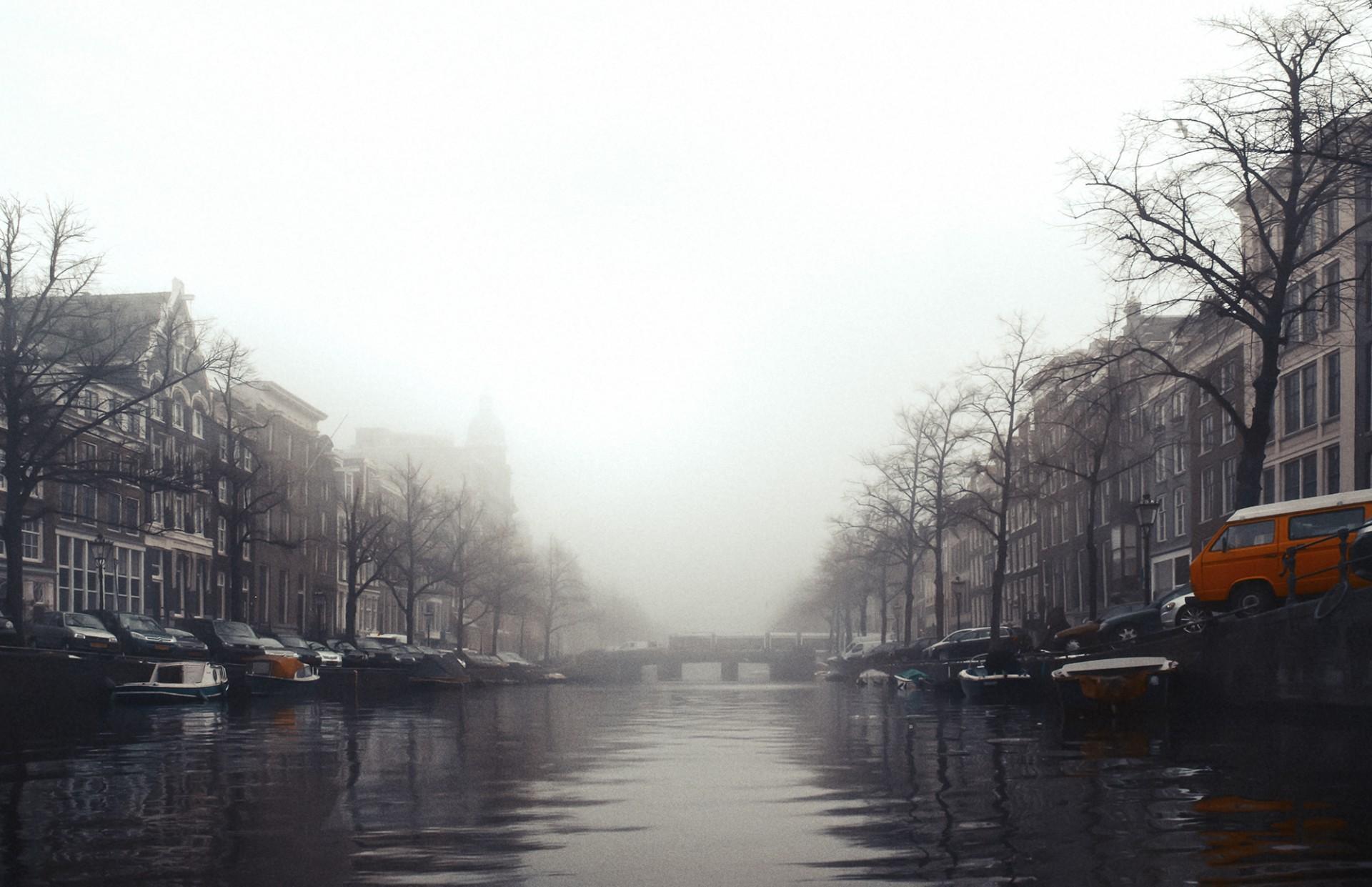 10 Amsterdam - Orange