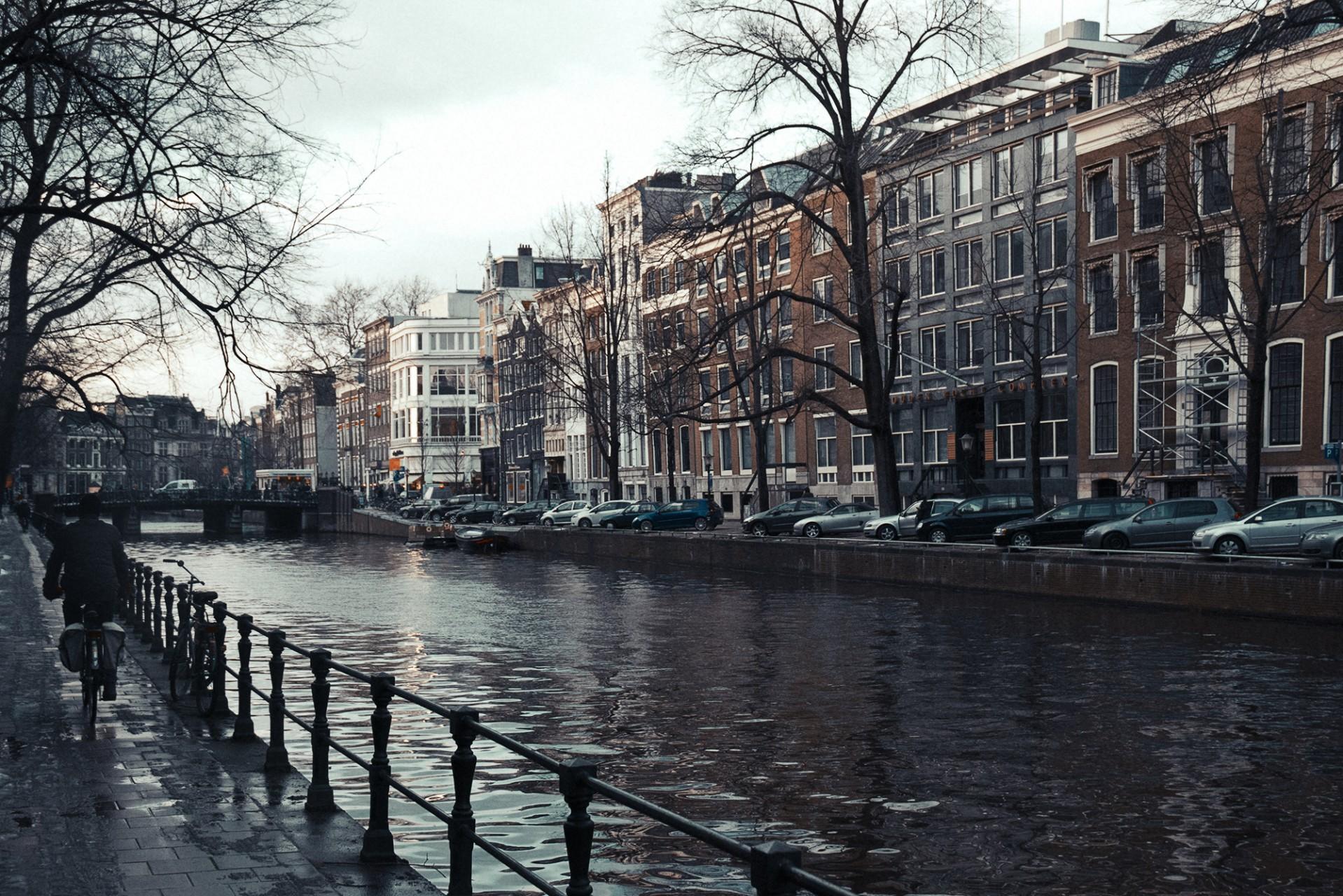 12 Amsterdam - Threebiker